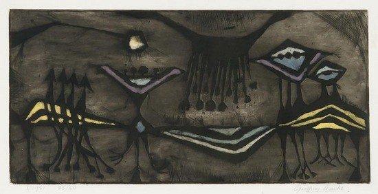 9: Geoffrey Clarke (b.1924)