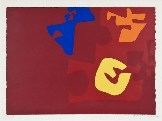 22: Patrick Heron (1920-1999)