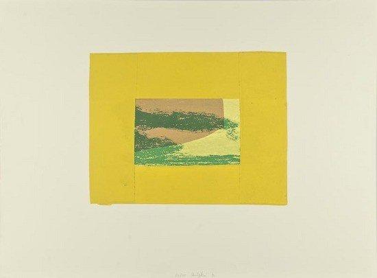 23: Howard Hodgkin (b.1932)
