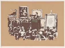 316: Banksy (b.1975)