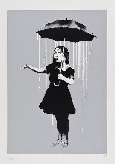 318: Banksy (b. 1975)