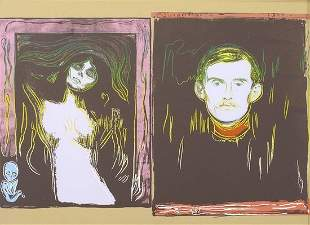 451: Andy Warhol (1928-1987)