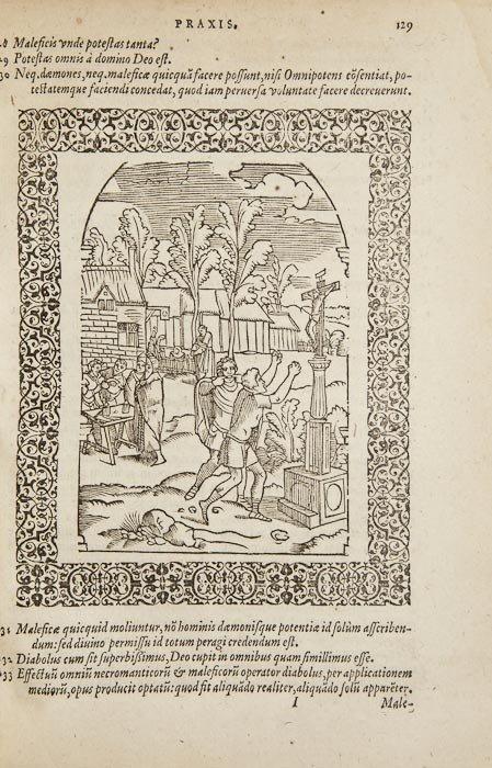 19: Damhouderius (Jodocus) Praxis Rerum Criminalium
