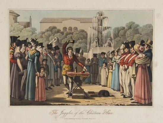 246: Sams (William) The Juggler of the Château de l'Eau