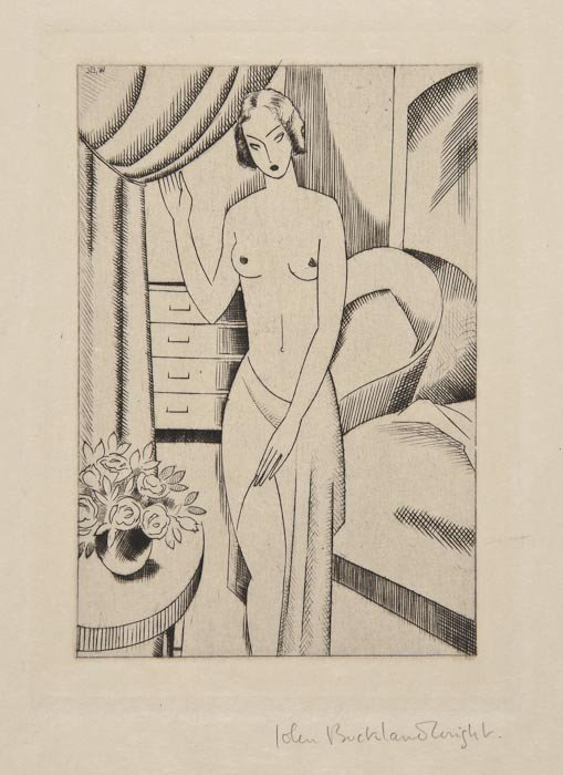 18: John Buckland-Wright (1897-1954) Frontispiece