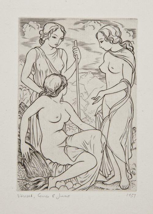 20: John Buckland-Wright (1897-1954) Venus, Ceres and