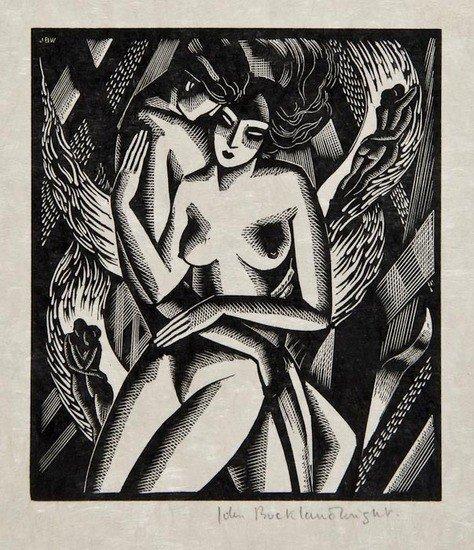 23: John Buckland-Wright (1897-1954) LVIII A Dream, Af