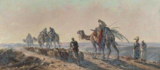 5: Cavaliere Antonio Scognamiglio (19th century) Came