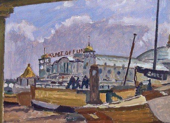 18: Clifford Hall (1904-1973) Palace of Fun, Brighton