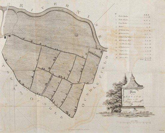 6: Dix (Thomas) A Treatise on Land-Surveying