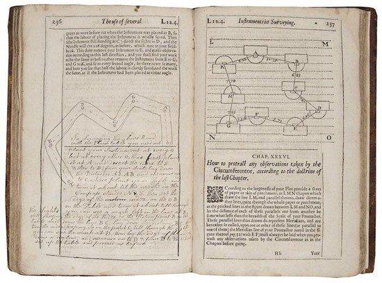 11: Leybourn (William) The Compleat Surveyor