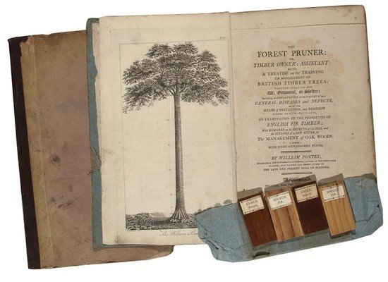 22: Pontey (William) The Forest Pruner; or, Timber Own