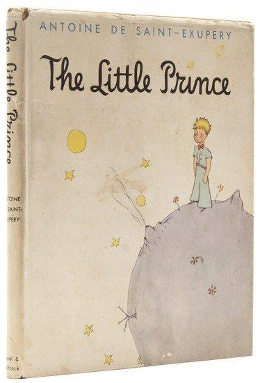 62: Saint-Exupéry (Antoine de) The Little Prince