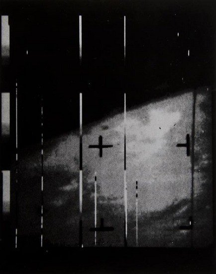 23: The first close-up photograph of Mars, Mariner 4