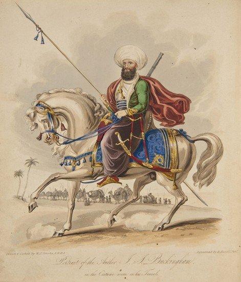 21: Buckingham (James Silk) Travels in Assyria, Media