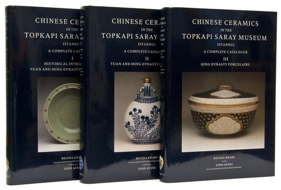 336: -. Krahl (Regina) Chinese Ceramics in the Topkapi