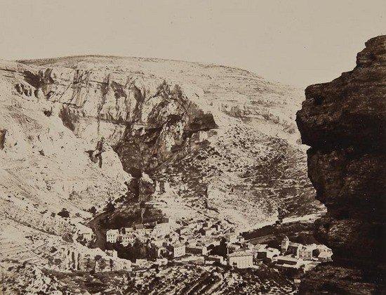 1: Édouard Baldus (1813-1889) Vaucluse, ca.1862