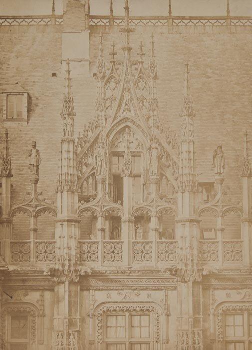 6: Bisson Frères (1814-1876; 1826-1900) Palais de Jus