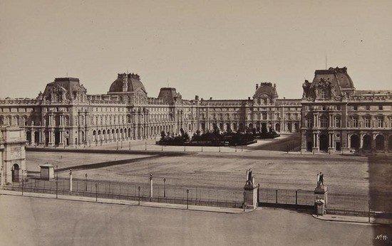10: Edouard Baldus (1813-1889) Vues de Paris, Photogra
