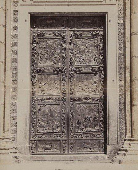 14: Bisson Frères (1814-1876, 1826-1900) Pisa Cathedra
