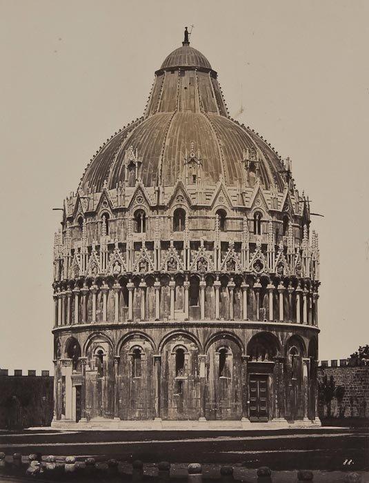 15: Fratelli Alinari Views of Pisa, 1860s