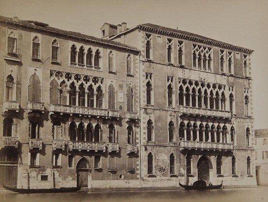 22: Carlo Naya (1816-1882) Views of Venice, 1860s