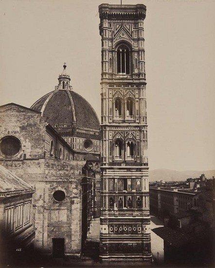 23: Fratelli Alinari Duomo, Florence, 1860s