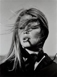91: Terry O'Neill (b.1938) Brigitte Bardot, Spain, 197