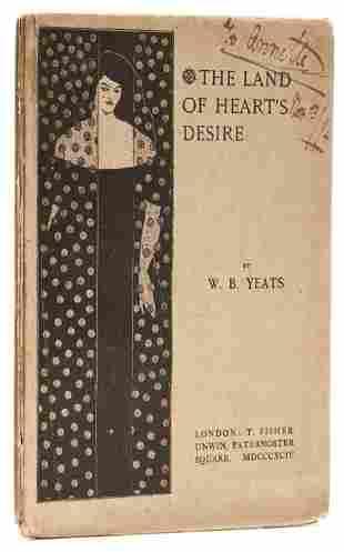 487: Yeats (William Butler) The Land of Heart's Desire