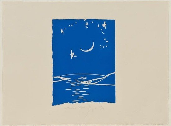 12: Barry Flanagan (1941-2009) Atlantic Moon & Mc Bray