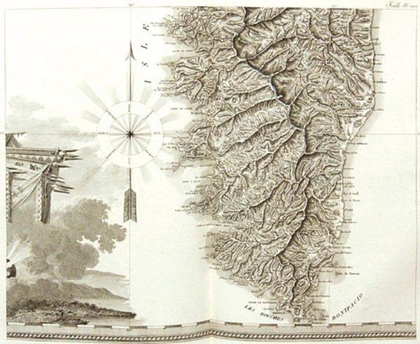 14D: Bacler d'Albe. Carte Generale du theatre
