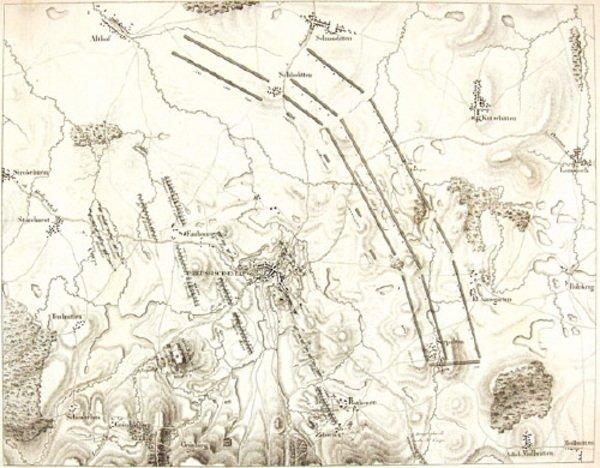 21D: Bataille de Preussisch-Eylau, Gagnée par la Gran