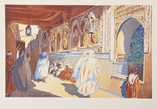2: (Vicomte Charles de) Reconnaissance au Maroc 1883-