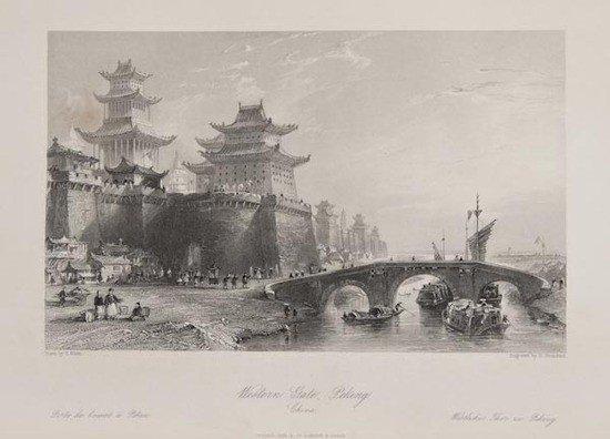 17: (Rev. George Newenham) China, in a Series of Views
