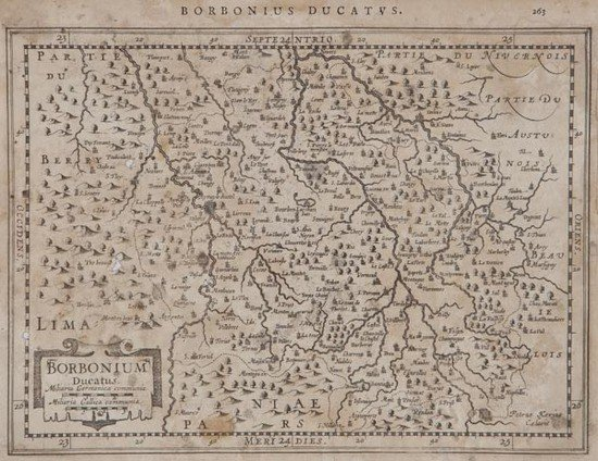 18: Europe.- Mixed group of 17th and 18th century maps