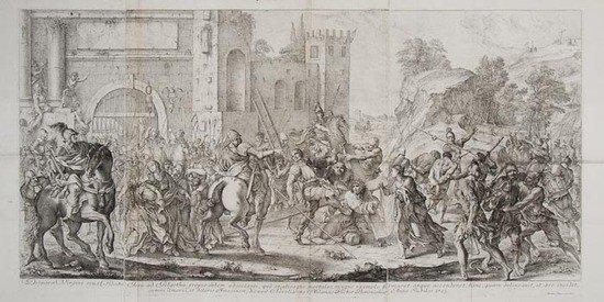 300: Aureliano Milani Christ carrying the cross