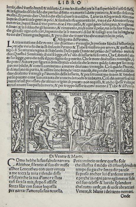 3: [Ovidius Naso (Publius)] [Le Metamorfosi]