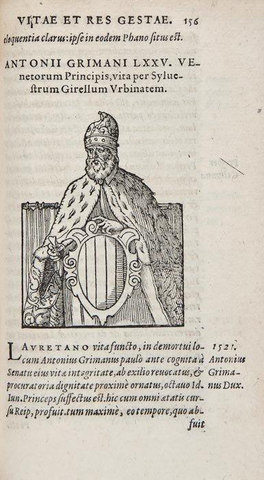 20: Venice.- Marcello (Pietro)  De vita, moribus, et r