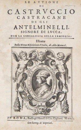 Manutius (Aldus)