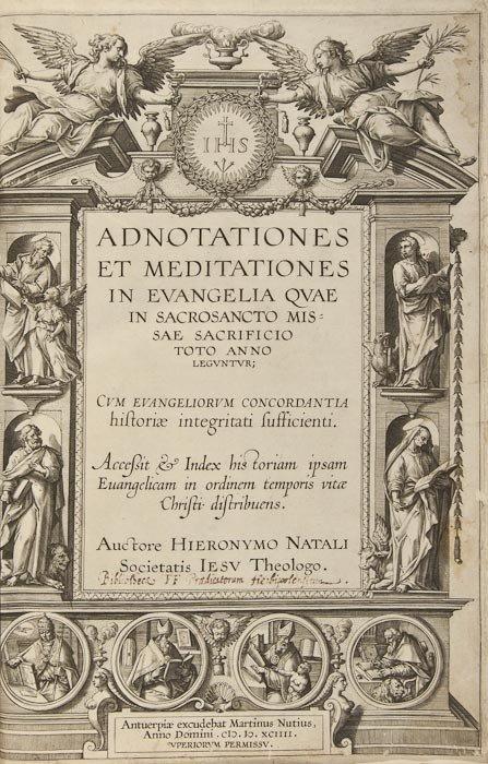 28: Natalis (Hieronymus) Adnotationes et Meditationes