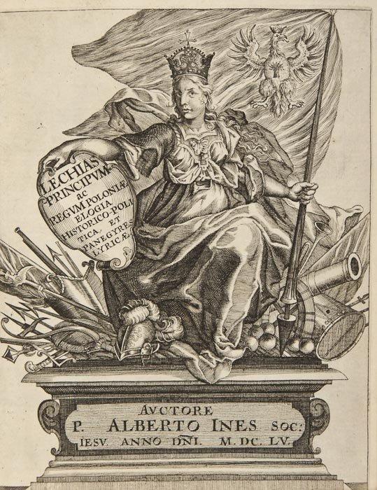 36: Ines (Albert) Lechias, Ducum, Principum, ac Regum