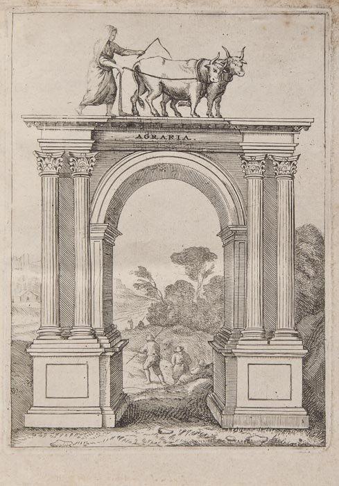 38: Goesius (Wilhelm) Rei Agrariæ