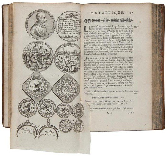 44: Bizot (Pierre) Histoire Metallique de la Republiqu