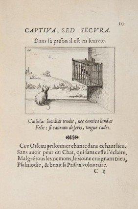 Callot (Jacques) Lux Claustri. La Lumiere Du Clois