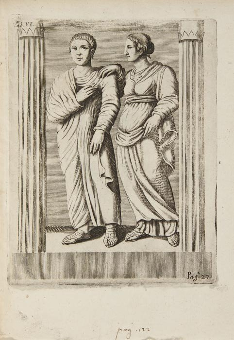 98: Ferrari (Ottavio) Analecta de re vestiaria