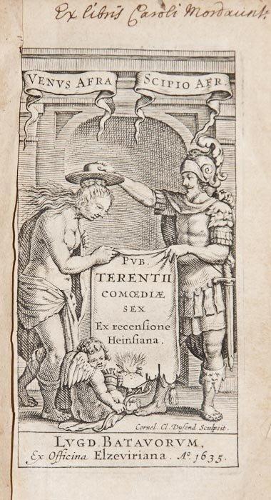 104: Terentius Afer (Publius) Comoediae Sex