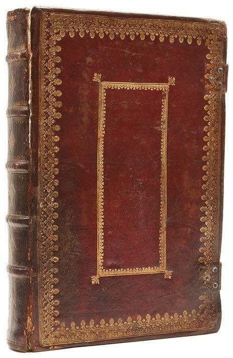 107: Missal.- Missale Cartusiensis Ordinis ex ordinatio