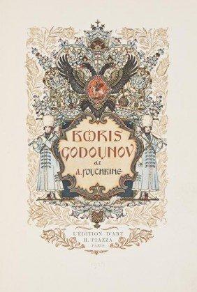 Pushkin (Aleksandr Niolaevich) Boris Godounov