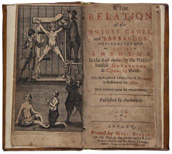 203: (Sir John)] A true relation of the unjust, cruel,