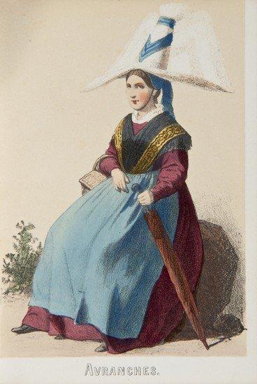 9: Costume.- Souvenirs de la Basse Normandie